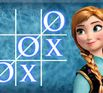 Anna Frozen Fever TicTacToe