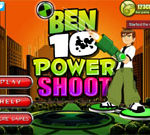 Ben 10 Power Shoot