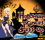 Halloween Princess Dress Up