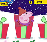 Peppa Hide and Seek Xmas