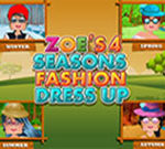 Zoe's 4 Seasons Fashion Dress Up