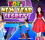 Zoe's New Year Secrets